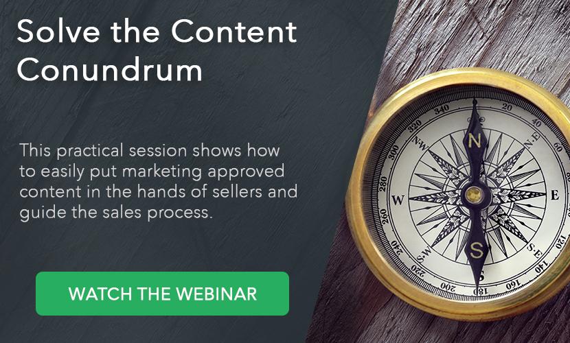 Content Management Webinar