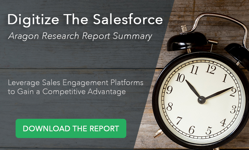 Sales Engagement Platform Report