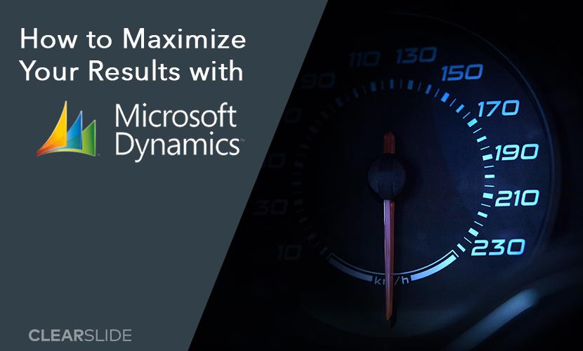 Microsoft Dynamics Webinar
