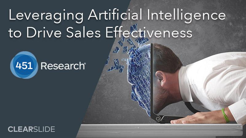 Artificial Intelligence in Sales Webinar