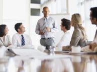 technology sales presentation enablement meeting