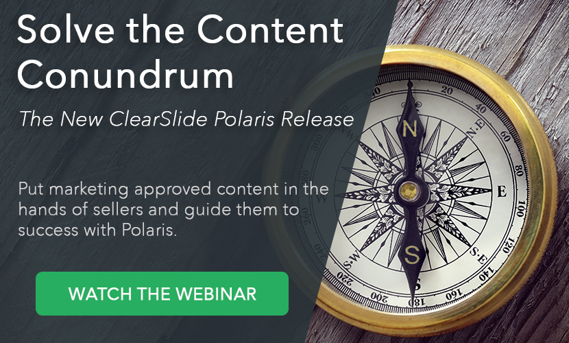 Guided Selling with Polaris - Webinar