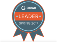g2 crowd sales enablement leader spring 2017 badge recognition