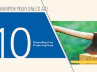 sales prospecting tips