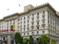 Fairmont Hotel Dreamforce