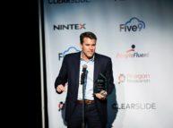 sales engagement innovator award