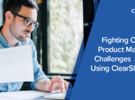 Fight common product marketing challenges using ClearSlide