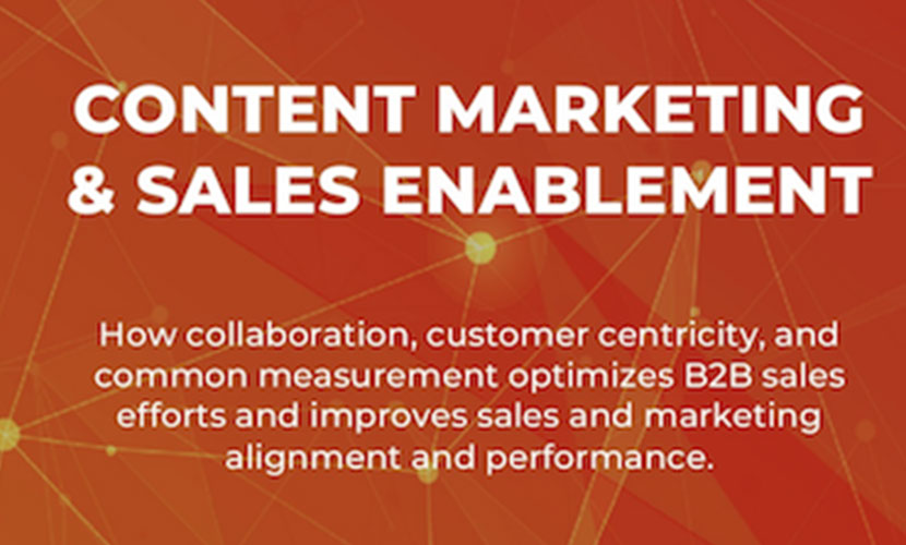 Content Marketing & Sales Enablement